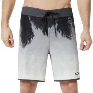 BOARDSHORTS OAKLEY MIRAGE PALM 19INCH WHITE